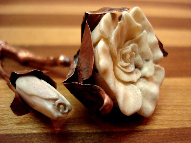 Deer Antler Rose